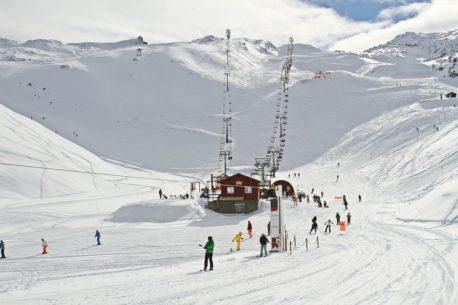 Sci Estivo a Les Deux Alpes