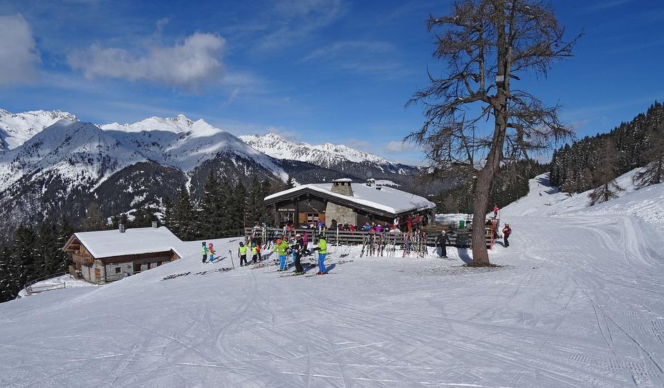Ski safari nel parco Adamello Brenta