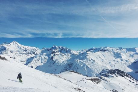 Francia: Les Deux Alpes