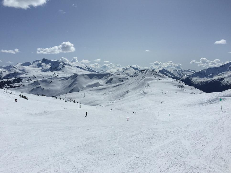 Sciare in Canada - Whistler Touring