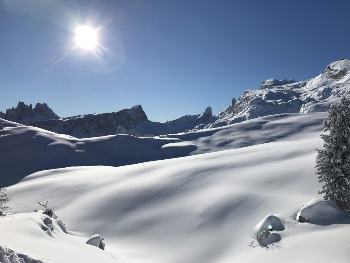 Cortina, la perla delle Dolomitiezzo